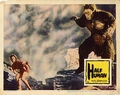 Half Human American Lobby Card in Color