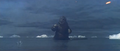King Kong vs. Godzilla - 5 - Godzilla Swims To Japan