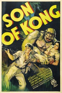 Son Of Kong Poster