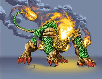 Firelion