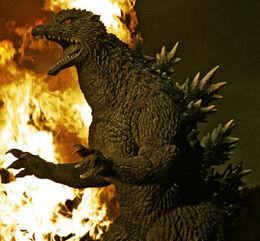 Godzilla (2004) - Infobox