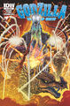 RULERS OF EARTH Issue 14 CVR RI