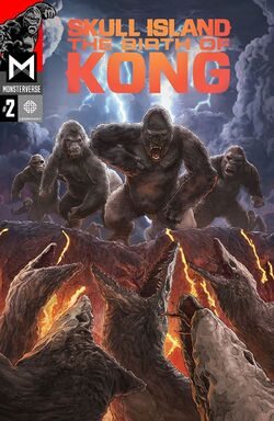 Skull Island Birth of Kong 2