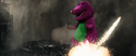 Barneyzilla 1