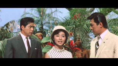 Mothra vs. Godzilla (1964) Japanese Theatrical Trailer HD