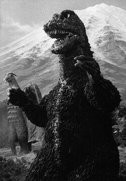 Godzilla (1968) - Infobox