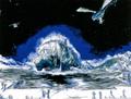 Concept Art - Godzilla vs. Destoroyah - Godzilla Junior 12