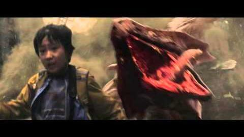 Gamera (50th anniversary short film) - Trailer (short)