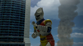 Jet Jaguar - GTG - Entering Battle