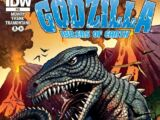 Godzilla: Rulers of Earth Issue 22