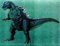 Concept Art - Godzilla vs. Destoroyah - Godzilla Junior 19
