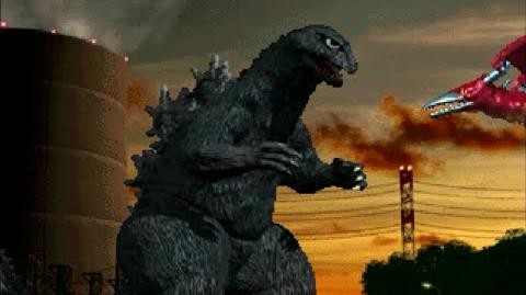 Godzilla Trading Battle (Playthrough Pt