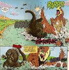 Burtannus vs Godzilla