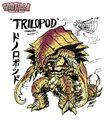 GROE Trilopod Character Sheet