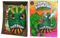 Godzilla costume & mask