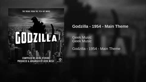 Godzilla - 1954 - Main Theme