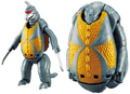 Godzilla Eggs - Gigan 1972