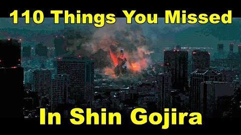 110 Things You Missed In Shin Gojira | Godzilla Explained あなたは新ゴジラで110欠けている事
