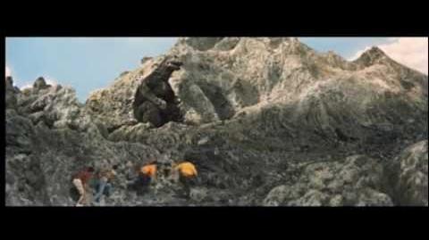 Ebirah, Horror of the Deep Trailer