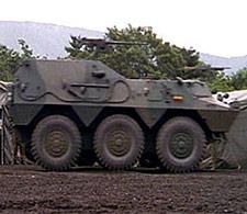 Type 82 Command Vehicle