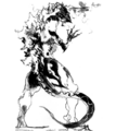 Concept Art - Godzilla Final Wars - Godzilla 3