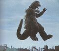 GVH - Godzilla Attempting Rider Kick