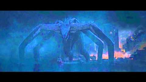 Godzilla (2014) - Godzilla's Victory (Ultra HD)
