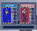 Hayami vs Guyborg