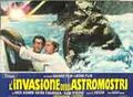 Invasion of Astro-Monster Poster Italy 3