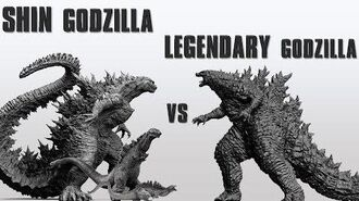 Shin Godzilla vs Legendary Godzilla Comparison Explained