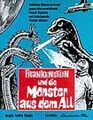 Destroy All Monsters Poster Germany 2