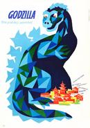 Godzilla Movie Posters - Gojira -Polish-