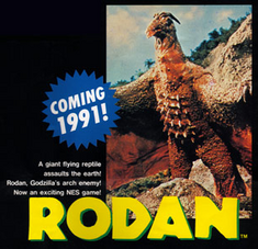 Cancelled Rodan Game