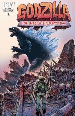 HALF-CENTURY WAR Issue 1 CVR A Comixology