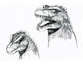 Concept Art - Godzilla vs. Destoroyah - Godzilla Rebirth 2