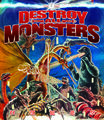 Godzilla Movie DVDs - Destroy All Monsters -Media Blasters-