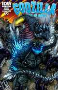 Godzilla rulers of earth 21 cover by kaijusamurai-d8embzx