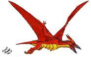 Neo Daikaiju RODAN by Dino master