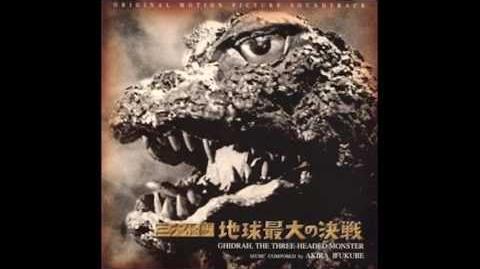 All The Main Godzilla Themes From 1954 - 2016
