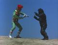 Go! Greenman - Greenman vs. Gaira - 40