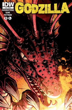 ONGOING Issue 4 CVR A