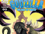 Godzilla: Rulers of Earth Issue 4