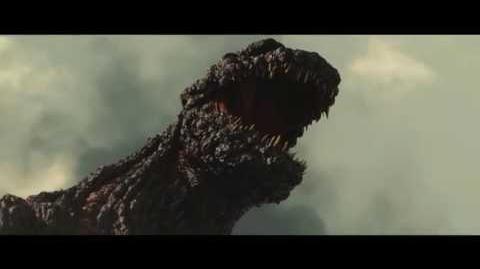 All SoftBank Shin Godzilla ad's