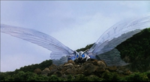 RebirthIII-Armor Mothra developing wings