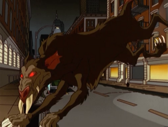 Godzilla The Series - Monsters - Giant Rat