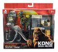 Lanard Kong Skull Island Battle for Survival Set Dino Monster with Shack & Figure 001