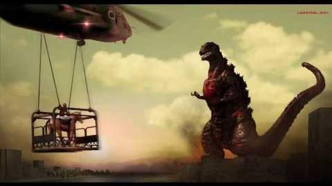 Shin Arima Godzilla - Web Browser Game