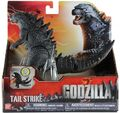 Godzilla 2014 Toys - Tail Strike Godzilla