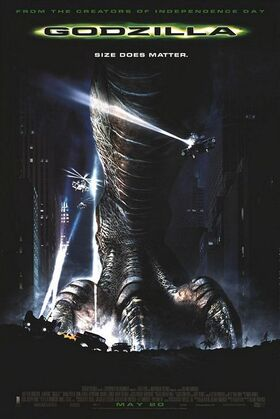 Roland Emmerichs Godzilla