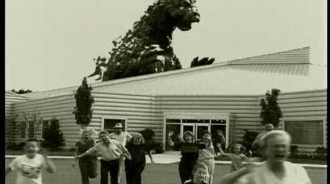 Godzilla Attacks NACC